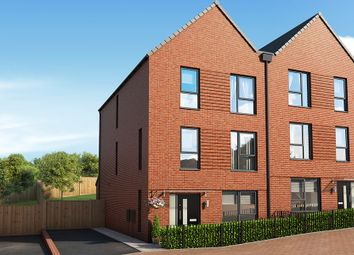 "Thumbnail 5 bedroom property for sale in ""The Richmond At Birchlands"" at Earl Marshal Road, Sheffield"