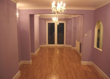 Thumbnail 3 bed terraced house to rent in The Chase, Edgware, Middlesex, UK