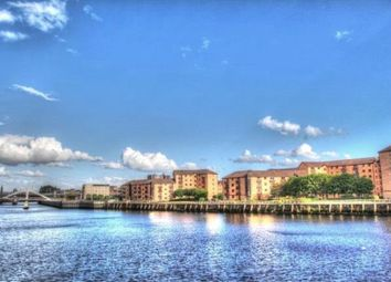 Thumbnail 2 bed flat for sale in Riverview Drive, Glasgow