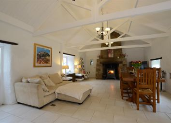 Thumbnail 4 bedroom link-detached house for sale in Newquay