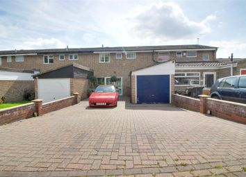 Thumbnail 3 bed terraced house for sale in Cavell Road, Cheshunt, Waltham Cross