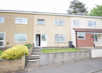 Thumbnail 3 bed terraced house for sale in Chepstow Rise, Croesyceiliog, Cwmbran