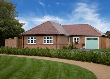 Thumbnail 2 bed detached bungalow for sale in Plots 152 - The Hadleigh, St Andrew's Road, Warminster