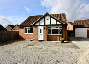 Thumbnail 2 bed bungalow to rent in Langdale Close, Lincoln, Lincolnshire