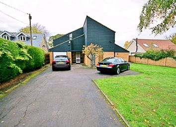 Thumbnail 4 bed detached house to rent in Dry Drayton Road, Madingley, Cambridge