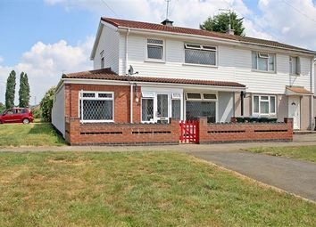 Thumbnail 3 bedroom semi-detached house for sale in Thimbler Road, Coventry