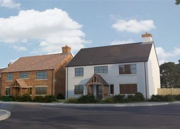 Thumbnail 4 bed detached house for sale in Breck View, Mattersey Thorpe, Doncaster