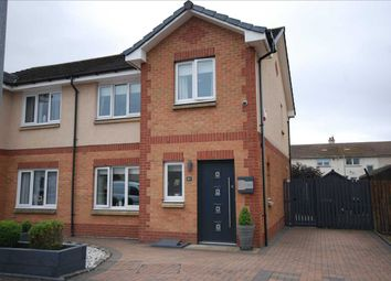 Thumbnail 3 bed semi-detached house for sale in Caledonian Road, Stevenston