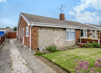Thumbnail 2 bed semi-detached bungalow for sale in Eastfield Road, Armthorpe, Doncaster