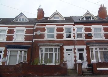 Thumbnail 4 bedroom terraced house to rent in St. Vincent Road, Doncaster