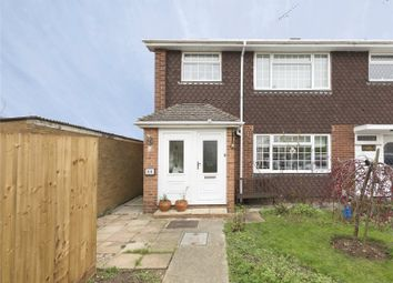 Thumbnail 3 bed end terrace house for sale in Tamar Rise, Old Springfield, Essex