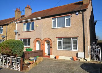 Thumbnail 2 bed semi-detached house to rent in St. Johns Road, Slough