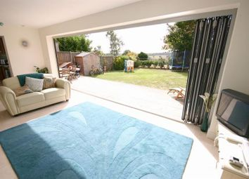 Thumbnail 4 bed bungalow to rent in The Ridgeway, Enfield