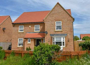 Thumbnail 5 bed detached house for sale in Harrier Place, Whitby
