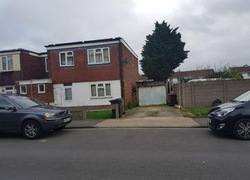 Thumbnail 4 bed end terrace house for sale in Birdbrook Close, Dagenham