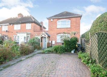 Thumbnail 2 bed link-detached house for sale in Westfield Avenue, Maypole, Birmingham