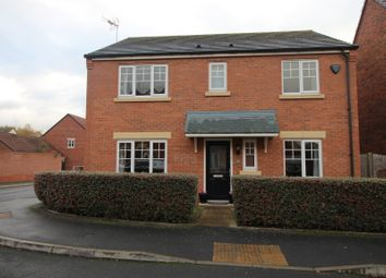 Thumbnail 4 bed detached house for sale in Hazledine Way, Bridgnorth