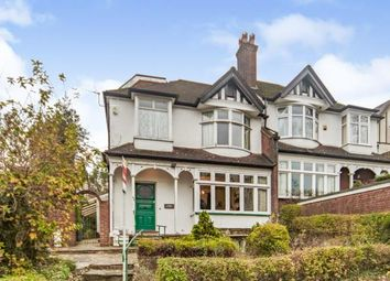 Thumbnail 5 bed semi-detached house for sale in Graham Road, Purley, Surrey, .