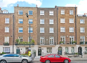 Thumbnail 6 bed terraced house for sale in Chapel Street, London