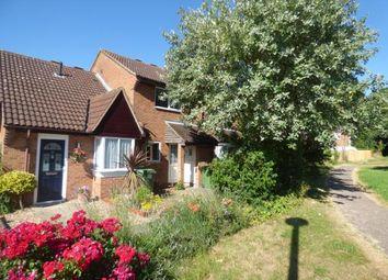 Thumbnail 2 bed terraced house for sale in Huntsman Grove, Blakelands, Milton Keynes, Bucks