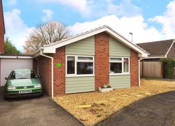 Thumbnail 3 bed detached bungalow for sale in Moynton Close, Crossways, Dorchester