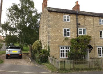 Thumbnail 3 bed cottage to rent in Main Street, Denton, Northamptonshire