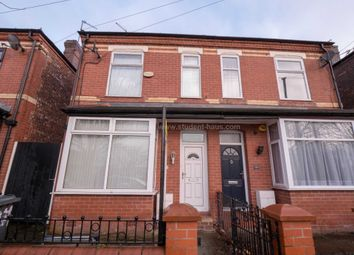Thumbnail 4 bed property to rent in Seaford Road, Salford
