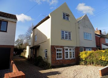 Thumbnail 3 bed semi-detached house for sale in Gosbecks Road, Colchester