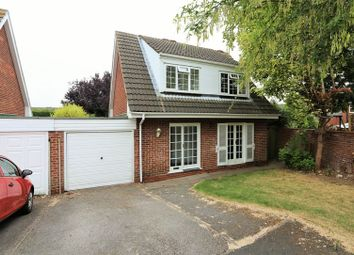 Thumbnail 3 bed link-detached house to rent in Loire Close, Ashby-De-La-Zouch, Leicestershire