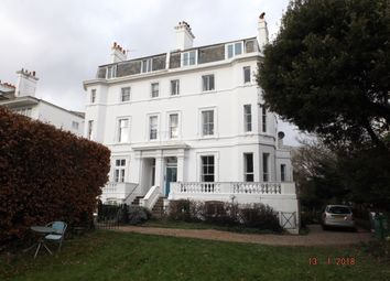 Thumbnail 2 bed flat to rent in Albion Villas, Folkestone