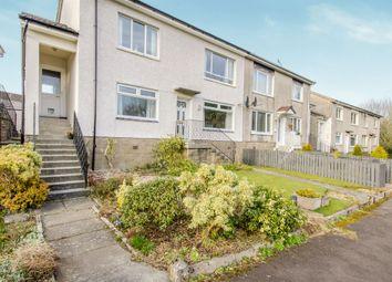 Thumbnail 1 bed flat for sale in Bonnyton Drive, Eaglesham, Glasgow