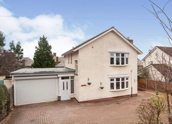 Thumbnail 3 bed detached house for sale in Whitegate Road, Minehead