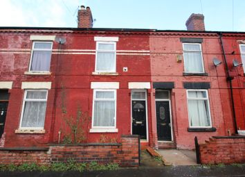 Thumbnail 2 bed terraced house for sale in Ewan Street, Gorton, Manchester