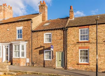 Thumbnail 2 bed terraced house for sale in Spring Street, Easingwold, York