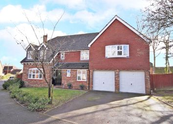 5 bed detached house for sale in Hanoverian Way, Whiteley, Fareham PO15