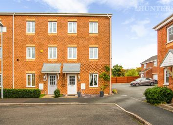 Thumbnail 4 bed town house for sale in Minton Grove, Baddeley Green, Stoke-On-Trent