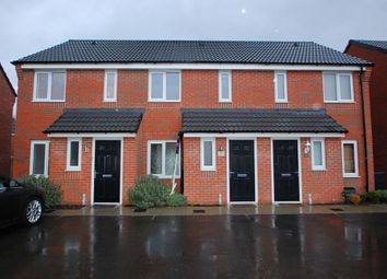 Thumbnail 2 bed property to rent in Upton Drive, Stretton, Burton Upon Trent