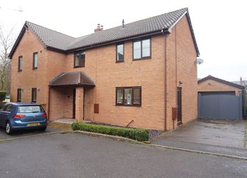 Thumbnail 4 bedroom detached house for sale in Cwrt Hendre, Fairview, Blackwood