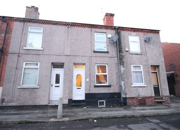 Thumbnail 3 bedroom terraced house for sale in Cromwell Street, Mansfield, Nottinghamshire