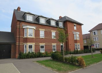 Thumbnail 2 bed flat for sale in King Alfred Way, Bedford