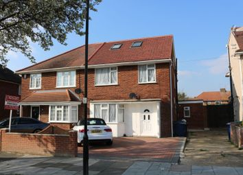 Thumbnail 5 bed semi-detached house for sale in Townson Avenue, Northolt