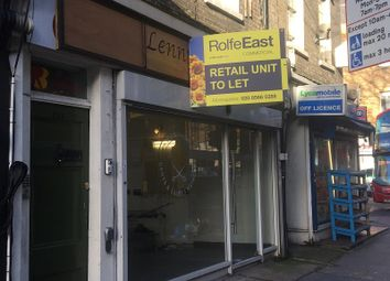 Thumbnail Retail premises to let in King's Cross Road, London