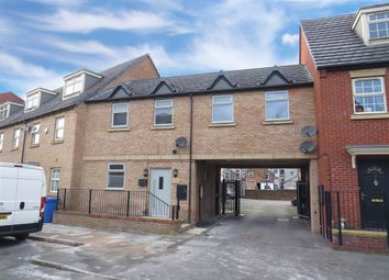 Thumbnail 2 bed terraced house for sale in Shaftesbury Crescent, Derby