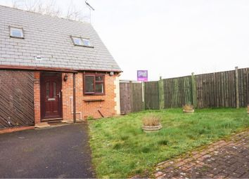 Thumbnail 2 bed end terrace house for sale in Abbey Mews, Chard