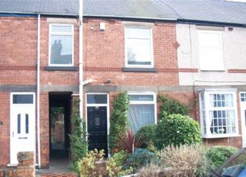 Thumbnail 2 bed property to rent in Walgrove Road, Walton, Chesterfield, Derbyshire