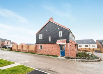 Thumbnail 3 bed semi-detached house for sale in Foal Close, Andover