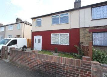 Thumbnail 3 bed end terrace house for sale in Broad Road, Swanscombe, Kent