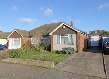Thumbnail 2 bed bungalow for sale in Peel Crescent, Hertford