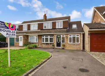 Thumbnail 3 bed semi-detached house for sale in Stoney Hills, Ramsden Heath, Billericay, Essex