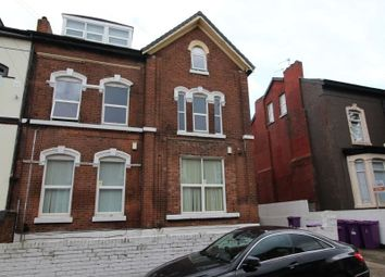 Thumbnail 2 bed flat for sale in Balmoral Road, Fairfield, Liverpool